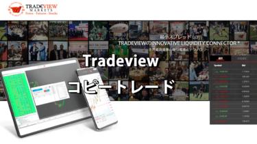 Tradeview(トレードビュー)でコピートレードをする方法